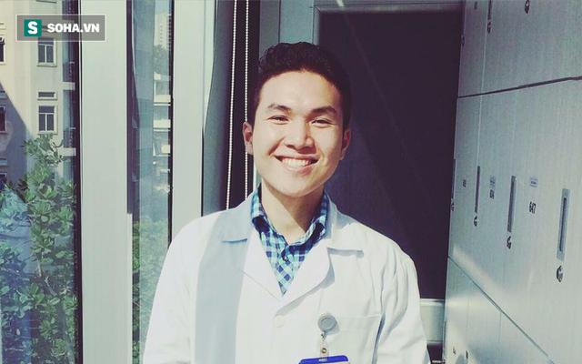 Bác sĩ Dương Minh Tuấn có 2 năm công tác tại Đơn vị Tế bào gốc và phòng Cấp cứu bệnh viện Đa khoa Vạn Hạnh (Sài Gòn).